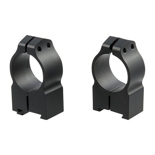 GRL CZ 550 Rings 1 inch High Matte