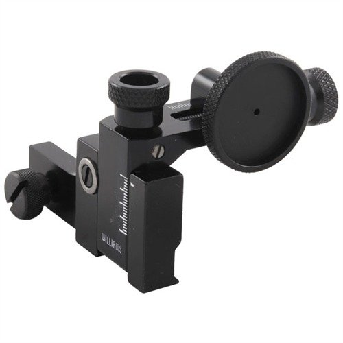 Rifle Adjustable Foolproof Target Rear Sight High Black