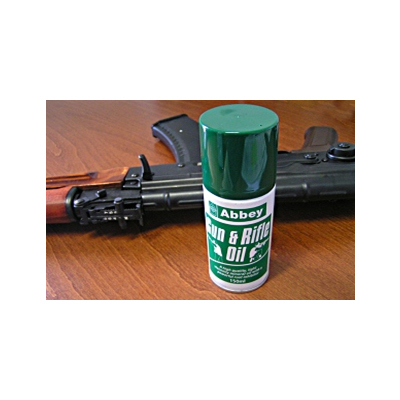 ABBEY SPRAY GUN RIFLE OIL (150ml)