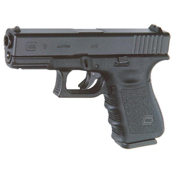 Pistola Semiauto Glock Modello 19 Gen 3 9x21 Nuova Brownells Italia