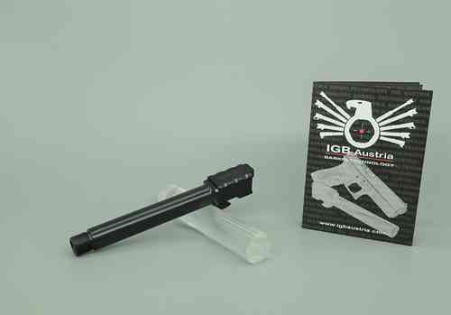 IGB Threaded Barrel for Glock 17 Gen2-4