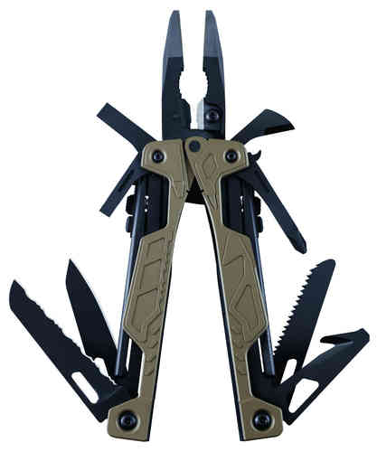 Multi - Tools Large Leatherman OHT - COYOTE TAN MOLLE BROWN